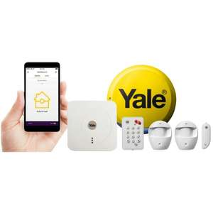 20% off Yale Smart Accesories when you buy 4 or more at B&Q - online exclusive