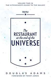 The Restaurant at the End of the Universe (Hitchhiker's Guide to the Galaxy Book 2) £1.19 Amazon Kindle Edition