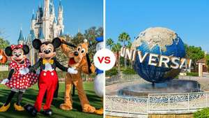 NOT HALF TERM: From Manchester Two Week Orlando Holiday Inc Flights, Luggage, Car Hire, Hotel £326.99pp @ Thomas Cook