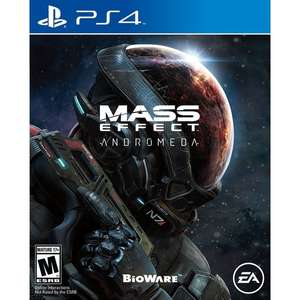 Mass Effect Andromeda PS4 NTSC Version Game @ 365games - £9.99
