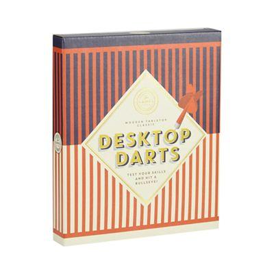 Games & Puzzles - Desktop darts £2.40 - £2 c&c at Debenhams