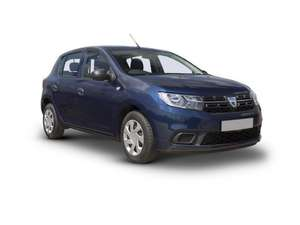 Dacia Sandero Hatchback 1.0 SCe Access 5dr Lease deal 48 months £5829.47 Via WHATCAR