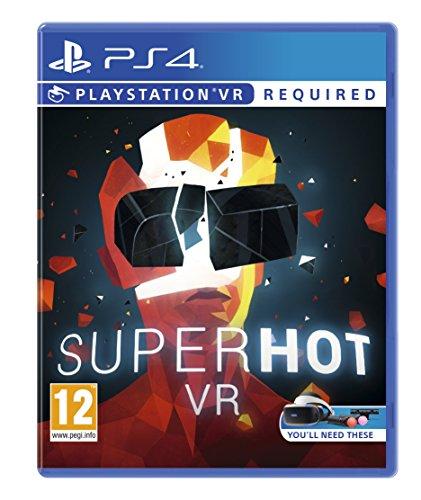 Superhot VR [PS4] (PSVR) £14 (Prime) £15.99 (non-Prime) at Amazon