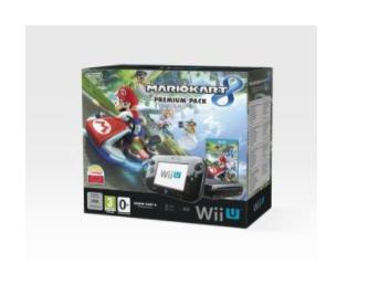 Wii U Console 32GB [Preowned] + Mario Kart £104.99 @ Grainger Games