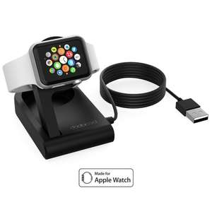Dodocool MFi Certified Apple Watch Charger with Extra USB Charging Cable - £21.99 with promo @ Amazon (Sold by HOME-Victory and Fulfilled by Amazon)