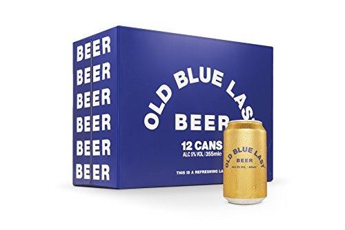 Old Blue Last Lager Beer, 12 x 355 ml £8 Amazon pantry / prime members