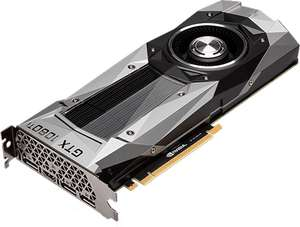 Nvidia GeForce 1080ti FE back in stock £679.99 at Nvidia store