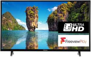 "Finlux 50"" 4K Smart LED TV with Freeview Play £319 delivered (65 inch version £589) @ Box"