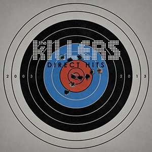 The Killers - Direct Hits (CD with Free MP3 Download) £3.00 Prime / £4.49 Non Prime @ Amazon