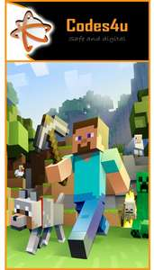 Minecraft Windows 10 Edition PC [LICENSED] Key 99p @ codes4u_shop / ebay