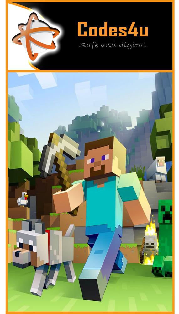 Minecraft Windows 10 Edition PC [LICENSED] Key 99p @ codes4u_shop / ebay