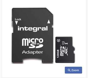 Integral 128GB UltimaPRO Micro SD Card (SDXC) + Adapter - 80MB/s with Adapter, £27.99 delivered @ mymemory/@Amazon