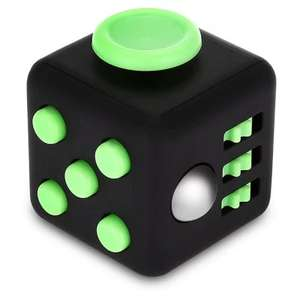 Fidget Magic Cube 44p delivered w/code @ Gearbest