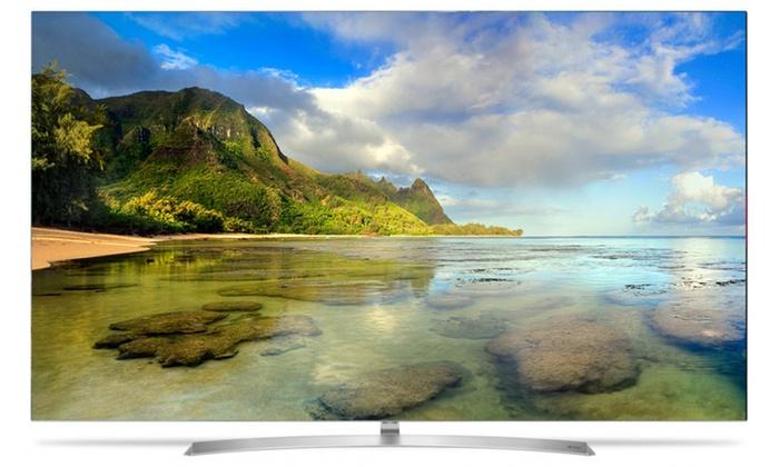 LG OLED55B7V 55'' 4K UHD HDR OLED TV - £1519 delivered (13% possible QuidCo = £1321.53) @ Groupon