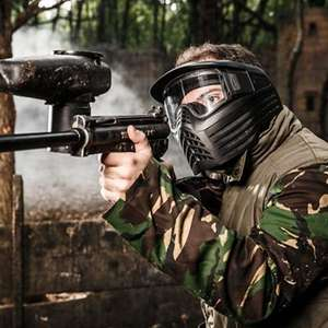 Buyagift - Paintballing for Four Smartbox Gift Experience Day for 4 £19.99 at Debenhams