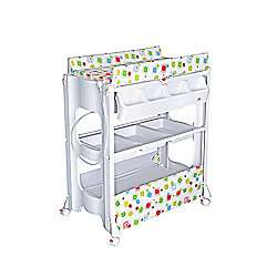 Bebe Style Baby Portable changer unit with bath and storage  £54.99 down from £74.99 Tesco Direct (Sold by Bebe Style)