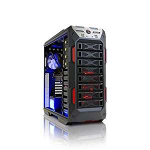 Stormforce Typhoon Gaming PC - i7-7700K / GTX 1080 8GB / 256gb NVMe SSD + 3TB WD HDD / 16GB RAM £1449.99 @ Box