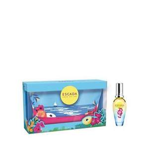 Escada - 'Agua Del Sol' eau de toilette gift set + Free Delivery with code SHA5 at Debenhams
