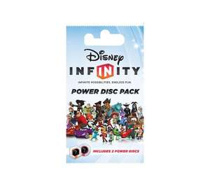 Disney infinity 1.0 series 2 power disc coins 39p @ Argos