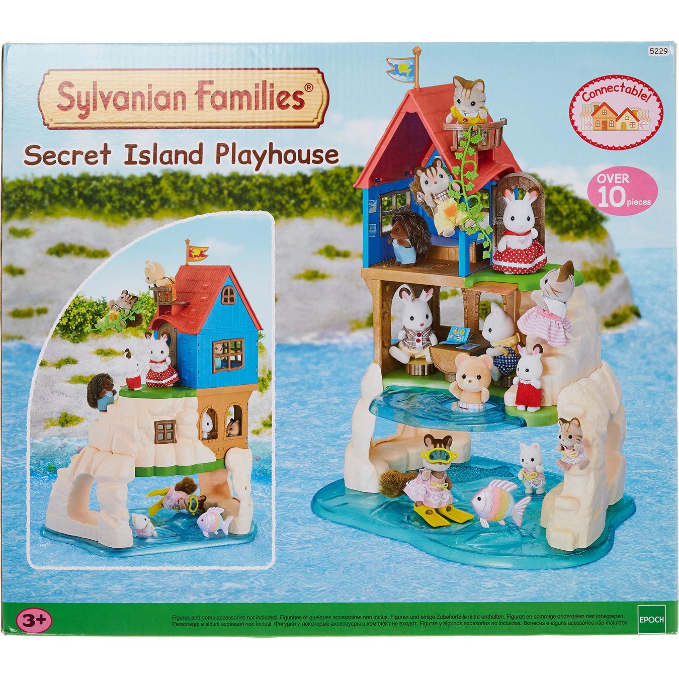 Sylvanian families playhouse - £19 @ TK Maxx (plus £3.99 del)