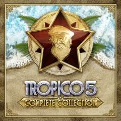Tropico 5 - Complete Collection PS4 @PSN - £7.99