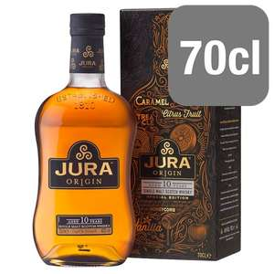 Jura Origin Malt Whisky 70Cl for £22 @ Tesco InStore & Online