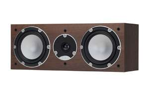 Tannoy MERCURY 7C(Walnut)Single Centre Speaker £49 @ Richer Sounds