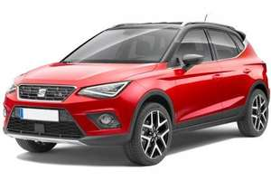SEAT ARONA1.0 TSI SE Technology 5dr 24 month (6+23), 10k lease @ JET Vehicle Finance - Total Cost - £4,881.07