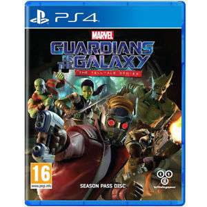 Telltale Guardians of the Galaxy (PS4/XB1) £12 @ mymemory ebay