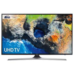 Samsung 40MU6120 40 Inch 4K UHD Smart TV with HDR - £349 at John Lewis