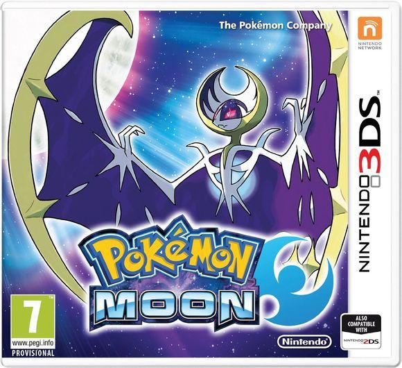 [Nintendo 3DS] Pokémon Moon - £19.99 - Coolshop