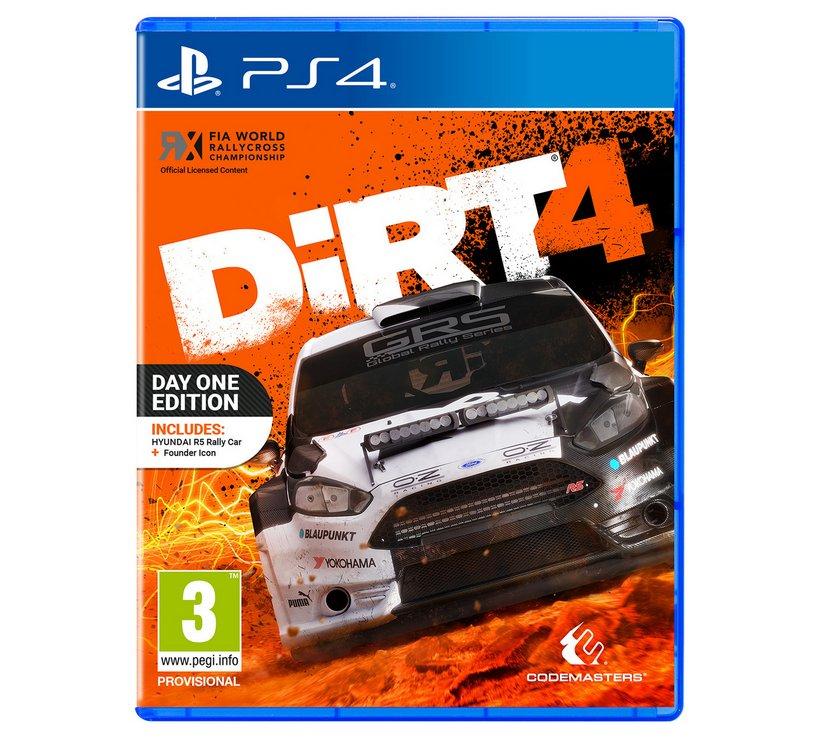 DiRT 4 [PS4/XO] £15.99 @ Argos