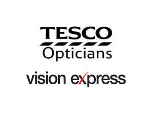 Free Eye Test @ Tesco Opticians