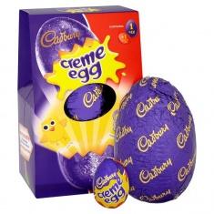 Various Sized Easter Eggs 2 for £2.00 @ Morrisons