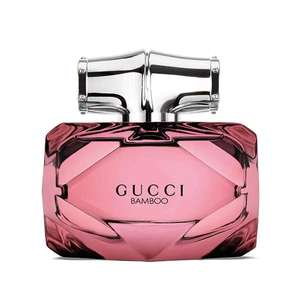 Gucci Bamboo Eau de Parfum Limited Edition 50ml £26.50 @ Superdrug - Code MUM5OFF30 - Members only 10% off on selected Gucci