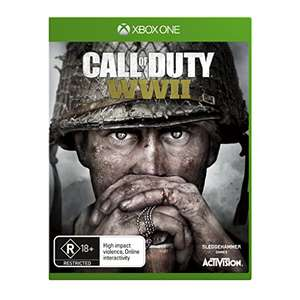 Call of Duty: WWII (Xbox One) £36  Prime Members same day delivery £36 at Amazon