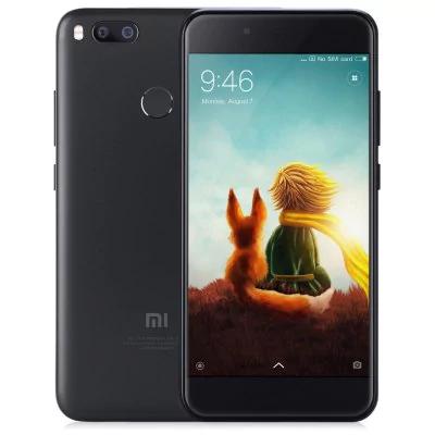 Xiaomi Mi A1 64gb in Black £167.33 @ Eu warehouse gearbest
