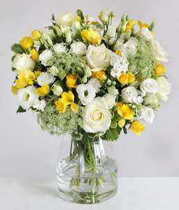 25% off your first order of flowers @ Arena Flowers
