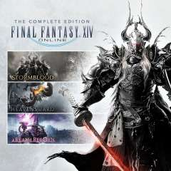 [PS4] Final Fantasy XIV Online Complete Edition £17.99 @ PSN