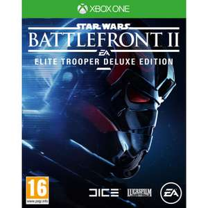 Star Wars: Battlefront II - Elite Trooper Deluxe Edition XBOX ONE £37.95 @ THEGAMECOLLECTION