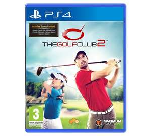 The Golf Club 2 PS4/Xbox One £11.99 @ Argos