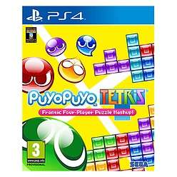 Puyo Puyo Tetris (PS4) £11.99 @ GAME (Del)