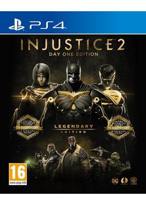 Injustice 2 Legendary Edition Steelbook (PS4/XB1) £35.85 @ Base