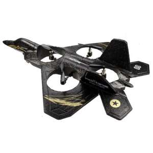 Rotorz 4 Axis 2.4Ghz 4 channel Predator Airplane @ Zoombits - £16.35 delivered with code