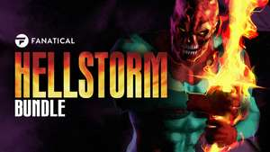 Hellstorm Party Bundle PC (8 Steam Games) including Timber Man, The Dweller and more £1.69 @ Fanatical