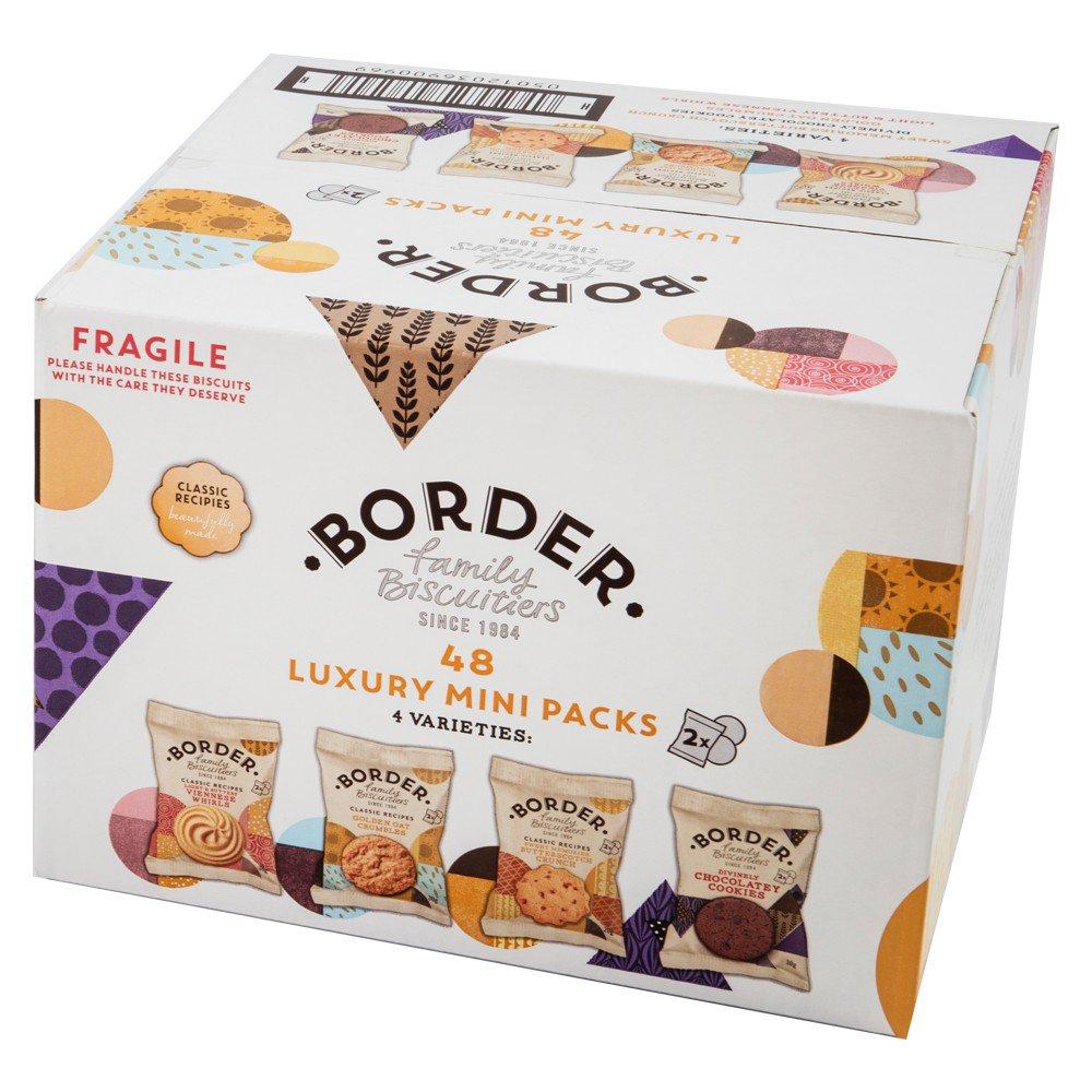 Border Biscuits Mini Packs £5.49 until 1/04 @ Costco