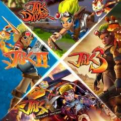 The Jak and Daxter collection (PS4) £18.34 with PS Plus, £19.99 without at PSN