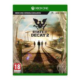 State of Decay 2 [Xbox One] (pre-order) £22.75 at Grainger Games