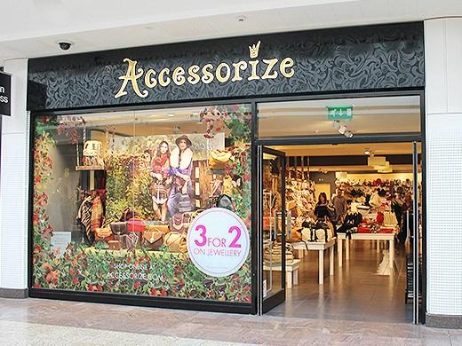 £5 off £25 spend Accessorize instore - Westfield Stratford