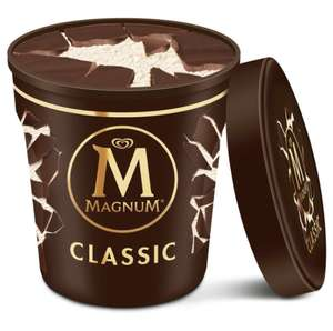 Magnum Tub Clearance £1.25 instore @ Tesco